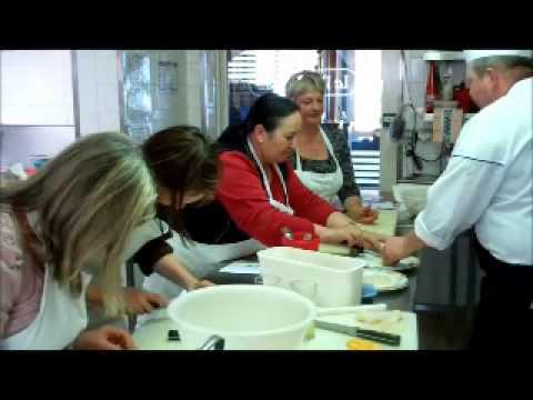 Cours de cuisine en normandie sur youtube - Cours de cuisine normandie ...