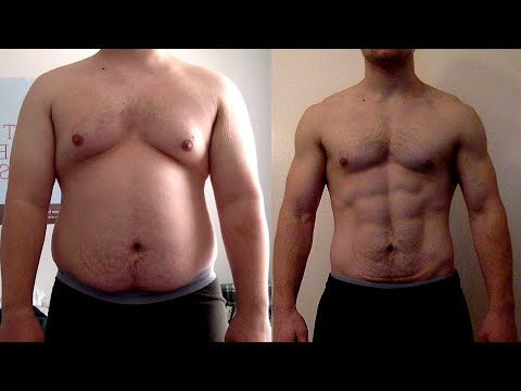 A Fat Gut to Shredded Cuts. My Fat Loss Transformation.