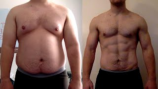 A Fat Gut to Shredded Cuts. My Fat Loss Transformation. thumbnail