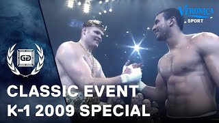 Classic Event: K-1 2009 WGP finale