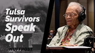 Tulsa Massacre Survivors Deliver Terrifying Testimonies