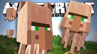 - СТРАННЫЕ ВЕЩИ Minecraft Обзор Мода