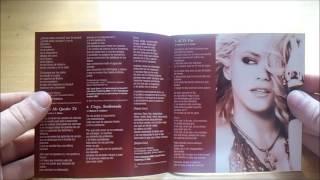 Mi colección de... Shakira (unboxing)