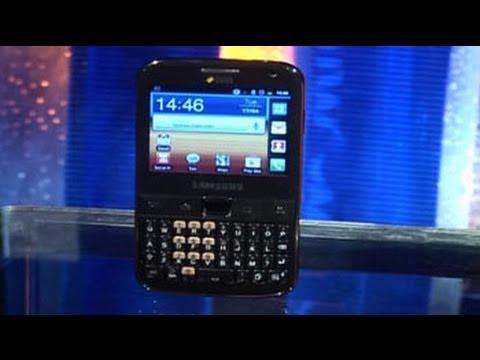Samsung Galaxy Y Pro Duos - Video Review