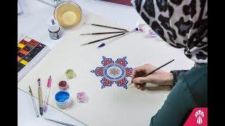 Üsküdar Bağlarbaşı Türk İslam Sanatları İhtisas Okulu Tanıtım Videosu