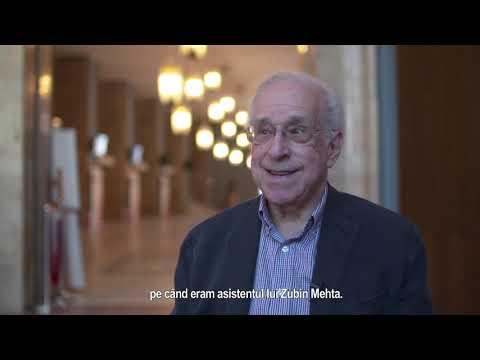 "Lawrence Foster Festivalul International ""George Enescu"" 2017"