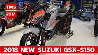 Video Customised Suzuki GSX-S150 at 2017 Thai Motor Show – Live   MOTO INTRODUCTION download MP3, 3GP, MP4, WEBM, AVI, FLV September 2018