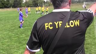 CZ5-FC Yellow-Turniej Oranje Cup 2018 w Koninie - II mecz z Pogoń Nowe Skalmierzyce