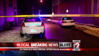 Police shoot aggravated robbery suspect in Price Hill