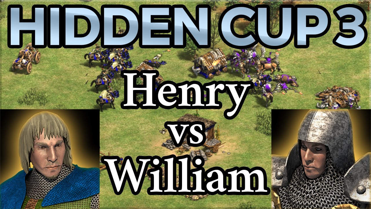 Hidden Cup 3 | Ro16 Henry the Lion vs William the Conqueror [Match 7]