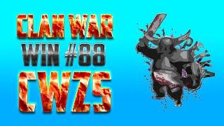 Clash Of Clans Magyarul | Clan War a Klánnal | Win #88