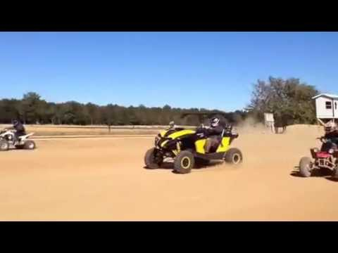 Whipple supercharged Maverick videos, drag & some jumping