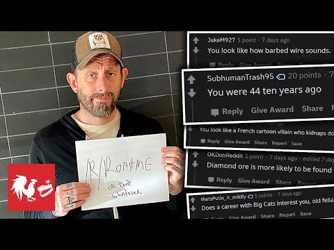 Reddit ROASTS Geoff Ramsey | RT Life