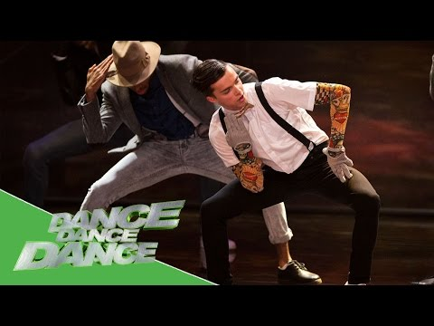 Buddy danst op 'Fine China' van Chris Brown | Dance Dance Dance