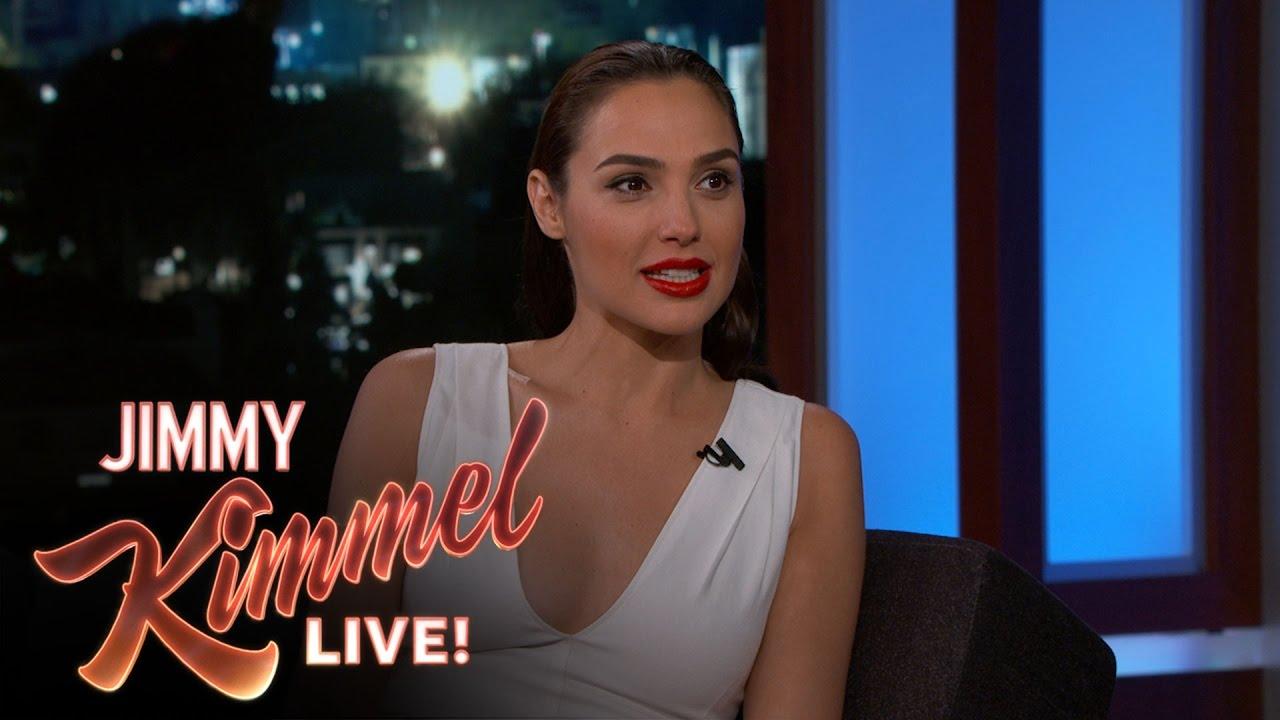 Gal Gadot's Daughter Isn't That Impressed She's Wonder Woman