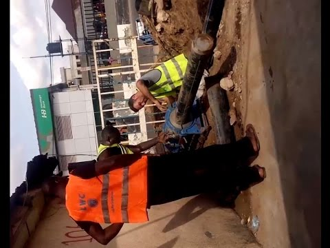 ARGENTINE EXPATRIATE WORKING FOR LAGOS WATER CO-OPERATION