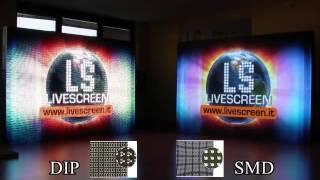 Светодиодное табло SMD против ВШ