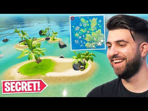 New SECRET XP Island In The New Update! - Fortnite Season 3