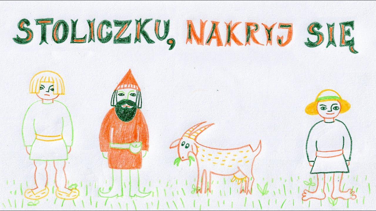 STOLICZKU, NAKRYJ SIĘ  - @Bajkowisko - bajki dla dzieci - bajki dla dzieci po polsku