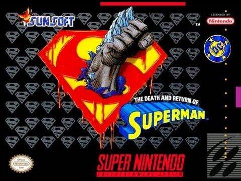The Death and Return of Superman (Super Nintendo)