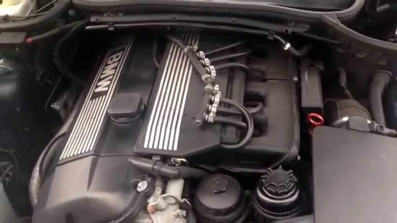 Bmw E46 Lpg Conversion Youtube
