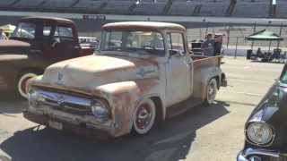 LOWERED 1956 FORD F100 | 390ci Mercury V8