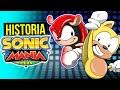 O RETORNO DE MIGHTY E RAY 😂| HISTORIA Sonic Mania Plus