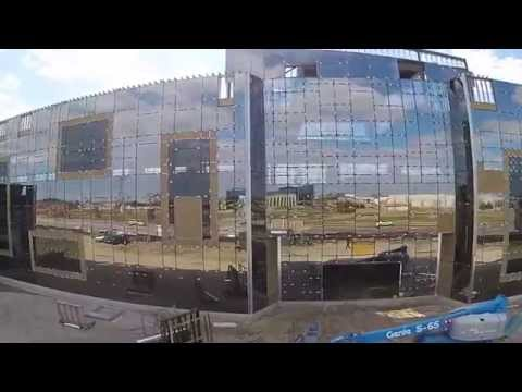 History In The Making - Improve Canada Mall - Industrial Demo