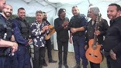 patchai reyes - mounin vila- rey baliardo-kassaka  avec la police de Le plessis robinson- MY WAY-