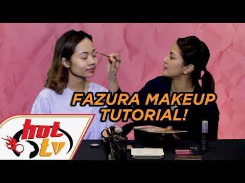 FAZURA Makeup Tutorial - Natural Look!