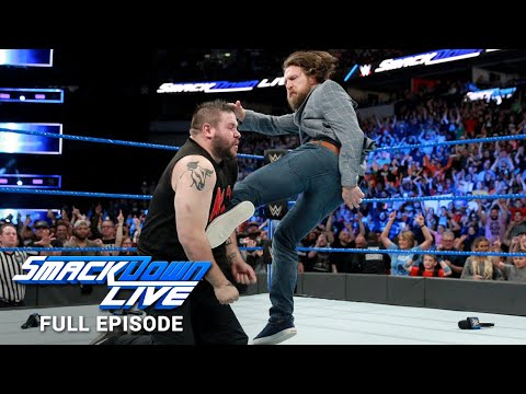 WWE SmackDown LIVE Full Episode, 20 March 2018