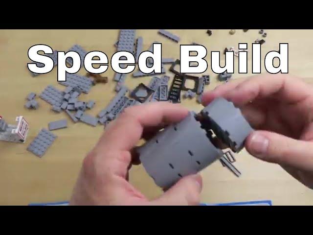 Speed Build: COBI 24557 - 30 Jahre Ende der Berliner Mauer mit Trabant 601