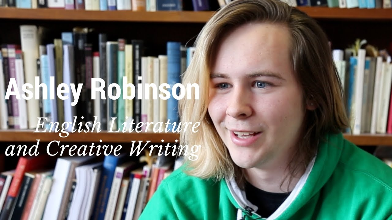 english literature and creative writing Information about the english, literature, and creative writing programs at cowley college.