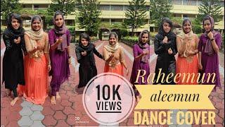 Raheemun Aleemun video dance cover | Malik  Sushin Shyam | Sameer Binsi | Hida Chokkad