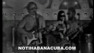 LOS 5U4 Y OSVALDO RODRIGUEZ CUBA 1977