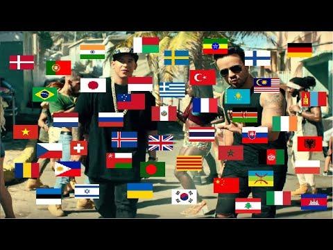 Despacito in 60 Different Languages!
