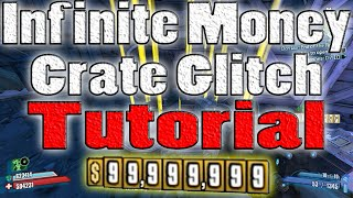borderlands 2   infinite money crate glitch   tutorial