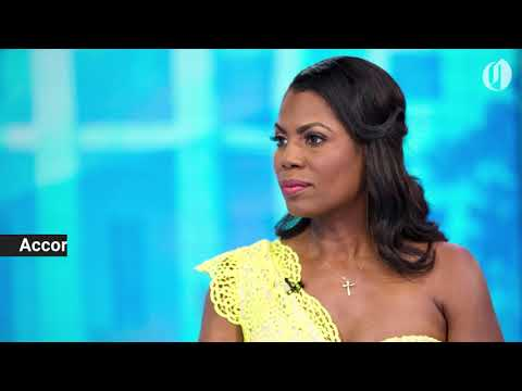 Omarosa Manigault Newman explains why she taped conversations while at the White House