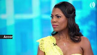 Omarosa Manigault Newman explains why she taped conversations while at the White House thumbnail