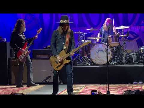 Blackberry Smoke: Ain't Much Left of Me - Church St. Orlando FL 03/03/2018