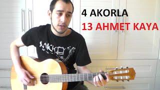 4 Akorla 13 Ahmet Kaya