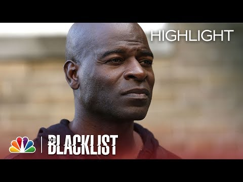 The Blacklist  The Truth About Dembe Episode Highlight