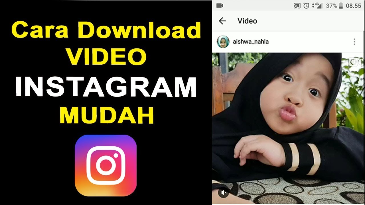 Cara download youtube video movie ke hp mudah dan cepat | how to.