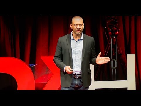 Shifting the Paradigm: Its us first! | Christopher Mbanefo | TEDxHSG