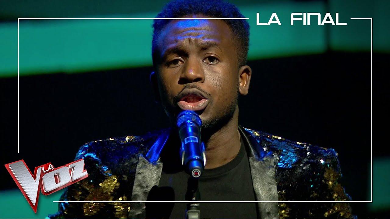 Kelly canta 'When we were young' | La Final | La Voz Antena 3 2020