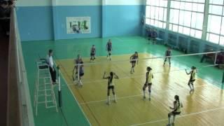 Игра волейбол -1996.1997