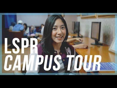 LSPR Jakarta - Campus Tour [Facilities]