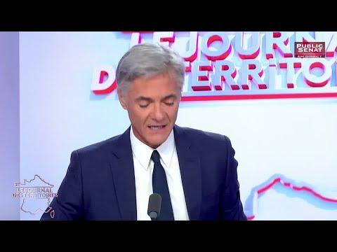 Territoires d'infos - Invité : Gérard Collomb (04/09/2017)