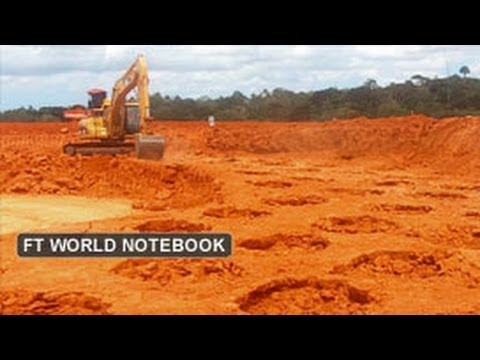 Kenya's Resource Surge