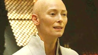 The Real Reason Tilda Swinton Reshot Endgame A Year Later